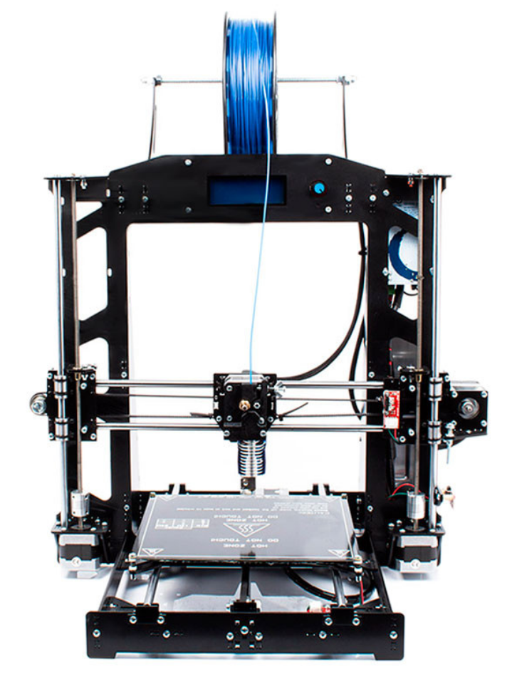 Фото 3D принтер BiZon Prusa i3 Steel V2 (В сборе)