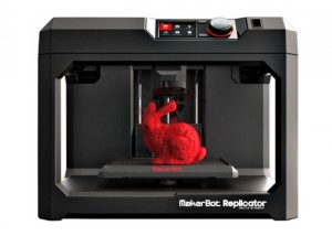 Makerbot Replicator 5 001