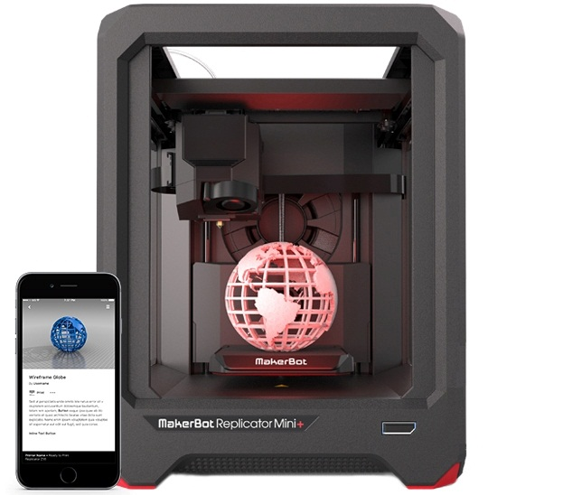 Makerbot Replicator Mini + 01